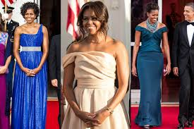 obama dresses obama s state dinner dresses photos vanity fair