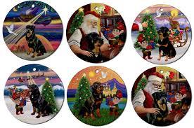 rottweiler ornament rottweiler gifts rottweiler