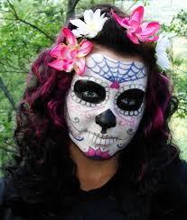 simple skull makeup ideas pictures tips u2014 about make up