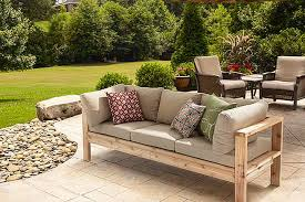 Make Cheap Patio Furniture by Best 25 Homemade Outdoor Furniture Ideas On Pinterest Outdoor
