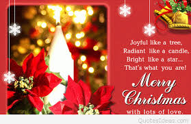christmas wish merry christmas wish quote with card