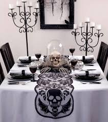 dress your dining table this halloween with the unique and