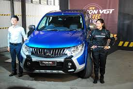 mitsubishi mivec car launched mitsubishi triton with new mivec diesel engine