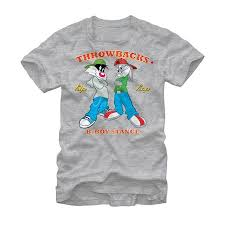 sylvester t shirt looney tunes sylvester and bugs bunny hip hop mens graphic t shirt