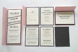 customizable wedding invitations wedding invitation printed amulette jewelry