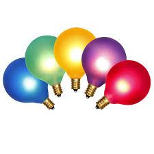 incandescent light bulbs g50 sized replacement bulbs
