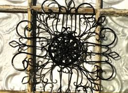 unique outdoor wall wrought iron 24 for your coffee bistro