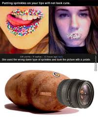 Funny Potato Memes - the capabilities of a potato by teenagefrankenstein meme center