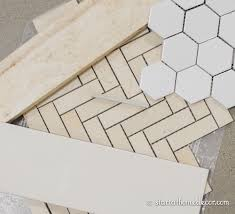 picking out my tile at floor u0026 decor start at home decor