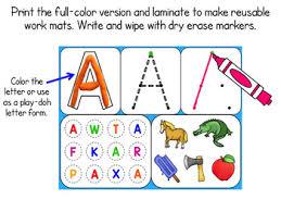 interactive alphabet activities printables by fishyrobb tpt