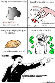 Physic Meme - rmx troll physics how to be rich by dagoosefather meme center