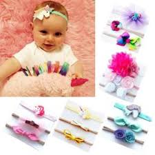 baby girl hair accessories 20 colors baby girl bowknot headband hair accessories bebe