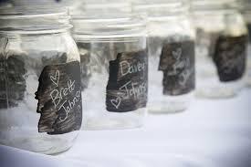 jar ideas for weddings favors the destination wedding jet fete by bridal bar