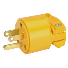 cmc construction services male end extension cord plug for wiring