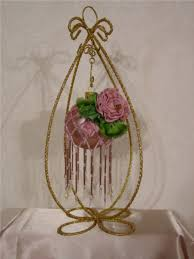 mae s beaded ornament cover