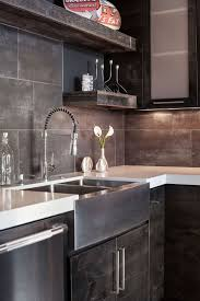 tile floors cream kitchen wall tiles cabinet island table most