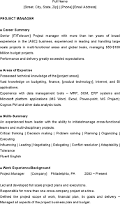 Team Leader Resume Example by 100 Pm Resume Download Svp Technology Pmo Manager In Nyc