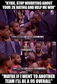 Kyrie Irving Memes - nba memes on twitter what kyrie irving is thinking right now