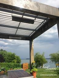Image Of Pergola by Gallery Sunlouvre Pergolas Official Site