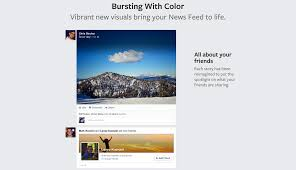 facebook shows off new home page design tuhinternational