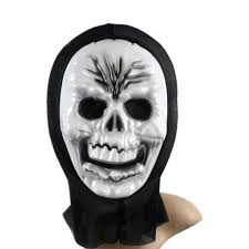 scream halloween costumes kids a922 dripping bleeding scream ghost face zombie mask halloween