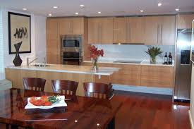 modern kitchen cabinets nyc a modern kitchen in anigre wood packard cabinetry custom kitchen