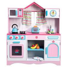 cuisine imaginarium ahşap mutfak seti sesli grand chef window kitchen