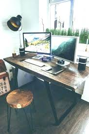 Best Office Desks Industrial Office Desk Magnificent Modern Industrial Office