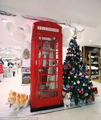 Polar Bear Decorations For Christmas by Selfridges Christmas Shop 2013 1 600 Polar Bears 120 Different