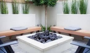 Modern Backyard Design Ideas Modern Backyard Remodel Orange County Landscapes
