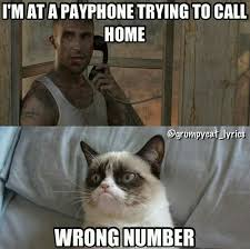 Adam Levine Meme - i m at the payphone trying to call home wrong number