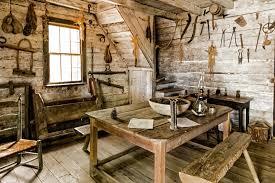 inside log cabin callaway bylandersea travel tales