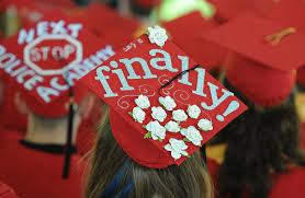 graduation caps decorations best college graduation cap decorations of 2015 photos