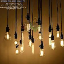 Hanging Light Bulb Pendant Light Bulb Pendant Fixture Ignatieff Me