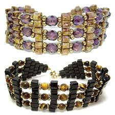 beading bracelet size images Cube bracelet jpg