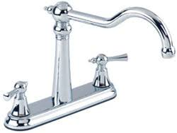 gerber kitchen faucet parts