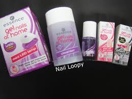nail loopy essence gel nails at home tutorial u0026 review