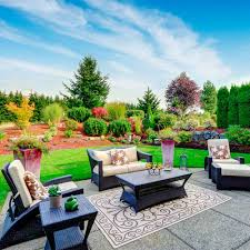 backyard entertaining spaces the family handyman