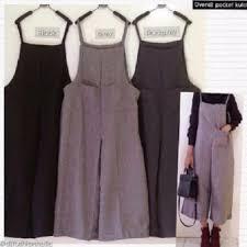 Baju Original harga baju original overall pocket kulot supernova stelan wanita