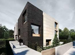 modern elegant minimalist office building exterior architecture