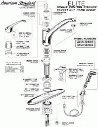 kohler kitchen faucet repair kohler kitchen faucets parts kohler k690 parts list and diagram