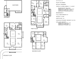 Floor Plans For Large Homes by 100 French Home Plans Amazing One Level French Country