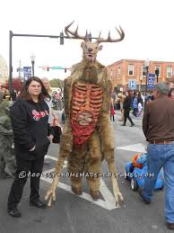 tallest 12 yr old wendigo costume idea halloween costume contest