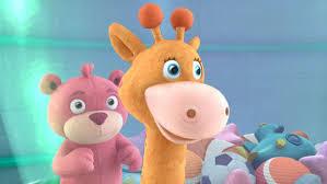 clip gabby giraffe doc mcstuffins toy hospital dvd