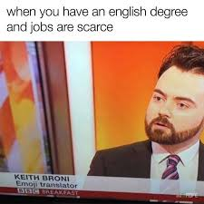 Breakfast Meme - dopl3r com memes when you have an english degree and jobs are