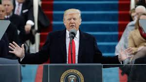 donald trump sworn in as 45th president of united states abc7 com