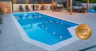 Backyard City Pools by Affordable Fibreglass Swimming Pools Perth