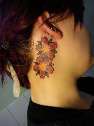 Tattoo Ideas For The Back Of Your Neck Exotic Tattoos For Women Laura Williams