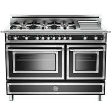 48 Inch Cooktop Gas Bertazzoni Heritage 48 Inch Natural Gas Double Oven Range Ranges