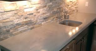 Countertops Cost by Concrete Countertops Cost Per Square Foot Home Design